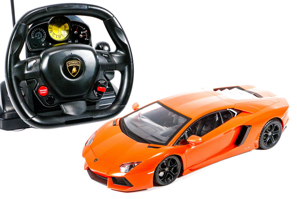 MJX	1/14 Lamborghini Aventador LP700-4 (Ni-Cd Battery)