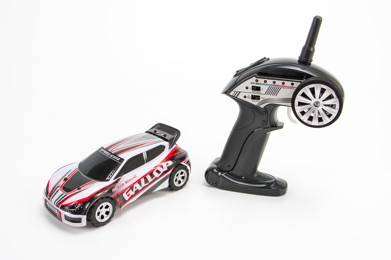 WLTOYS	A989 1/24 Rally Car 2.4GHz 2WD