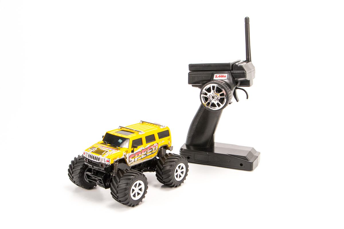 Great Wall Toys	1/24 4WD mini high speed rc car
