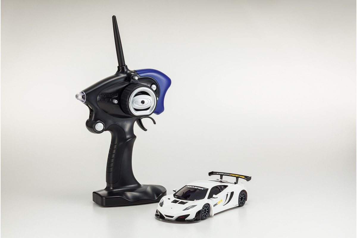 KYOSHO Mini-Z MR03 Sports McLaern 12C GT3 2013 White