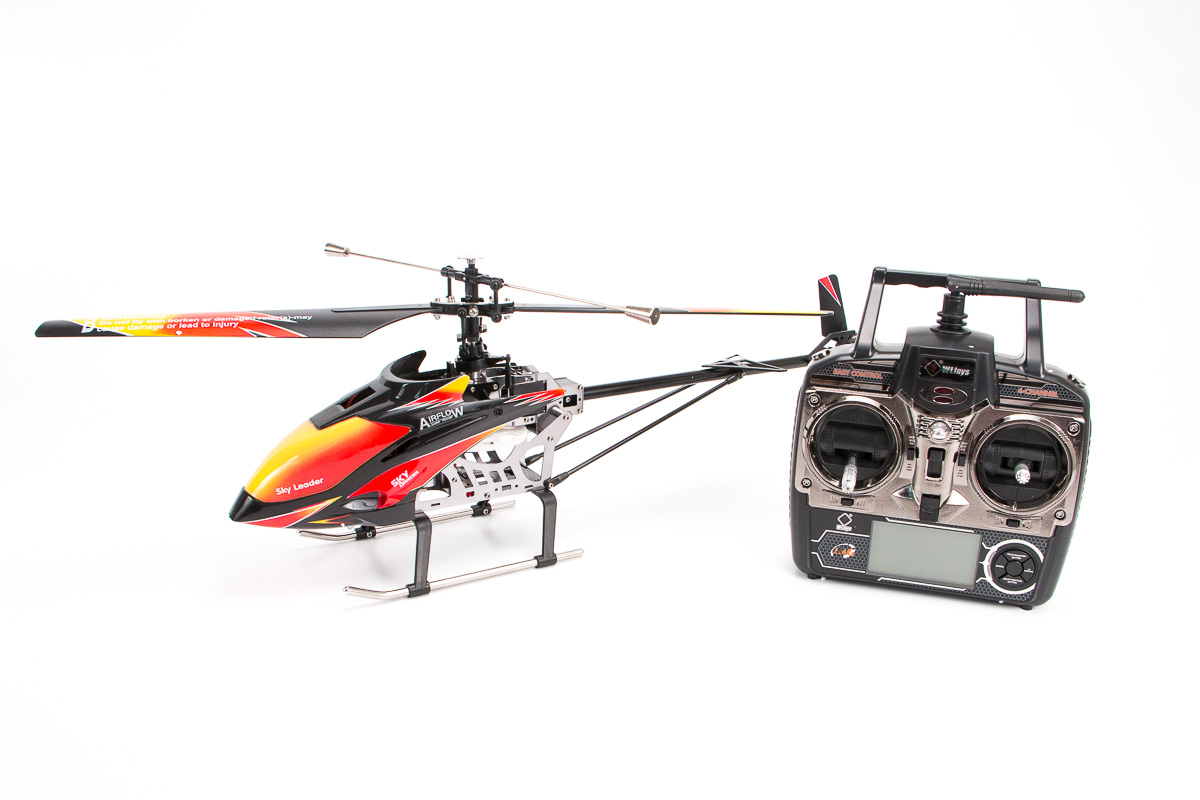 WLTOYS	V913 300 Class Helicopter 4Ch