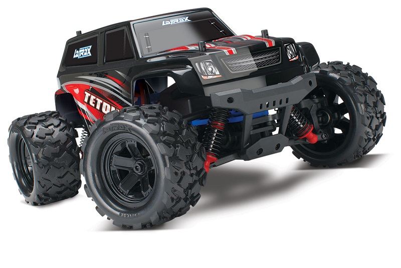 TRAXXAS	LaTrax Teton 1/18 4WD RTR + NEW Fast Charger