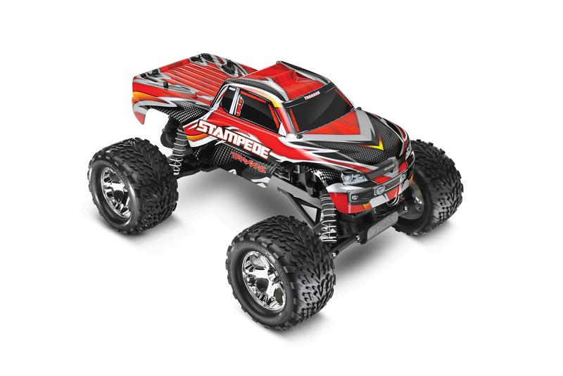 TRAXXAS	Stampede 2WD 1/10 RTR