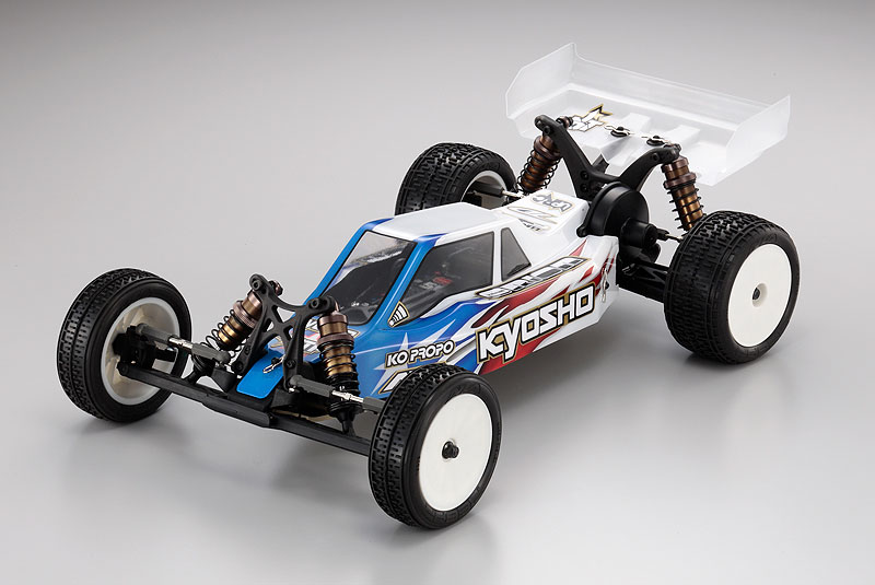 KYOSHO	1/10 EP 2WD KIT ULTIMA RB6