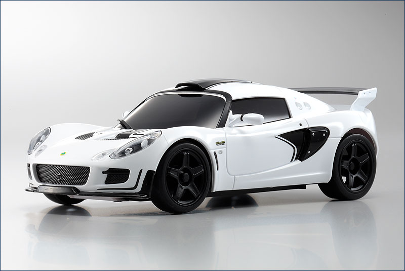 MR-03N-RM BCS LOTUS EXIGE CUP 260 white
