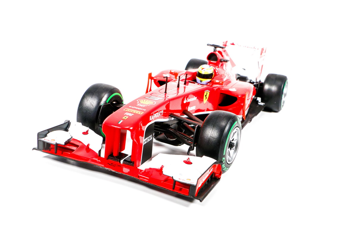 MJX	1/14 Ferrari F10 (Ni-Cd Battery)